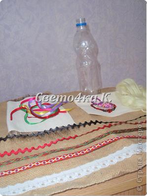 Мастер-класс Шитьё: Мотанка Ткань. Фото 5