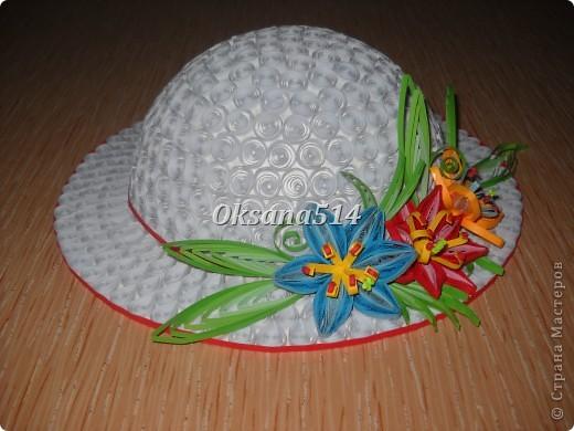 Sombreros De Material Reciclado