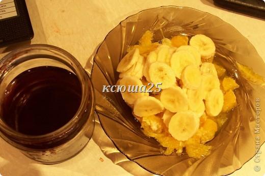 Девочки,решила поделиться рецептом тортика на скорую руку))) Ингредиенты: 1 яйцо,250 г сахара,250 г кефира .простокваши или ряженки, ваниль или какао по желанию,соль на кончике ножа,200г маргарина ,сода 1 ч ложка и мука. Крем 500г сметаны и 200г сметаны+ ваниль Глазурь : 2-3 ст л какао,2-3 ст л сахара,2ст л молока или воды и 50г масла слив.. Фото 11