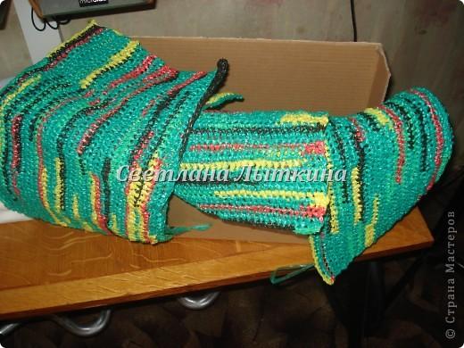 Мастер-класс Вязание, Вязание крючком: Мини МК - коробка и все тоже...