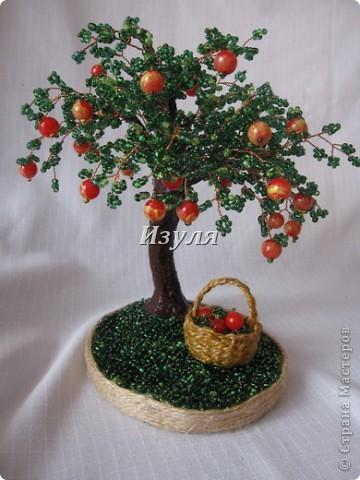 Как сделать яблоню своими руками