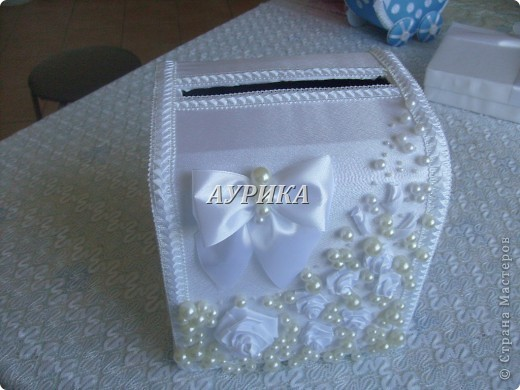 Коробка для сбора денег на свадьбу своими руками 98