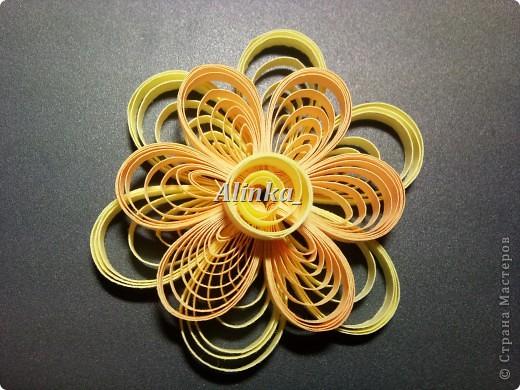 Мастер-класс Квиллинг: Создание лепесточка Бумажные полосы Дебют. Фото 9