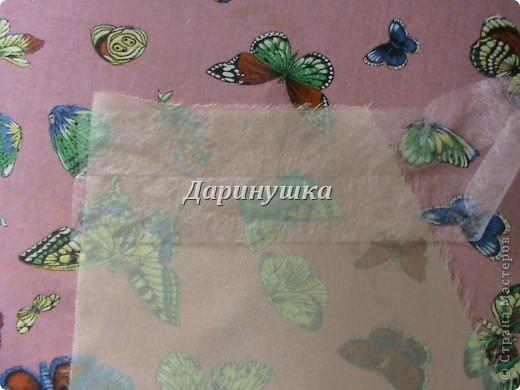 Мастер-класс: Мои бабочки + МК Ткань. Фото 4