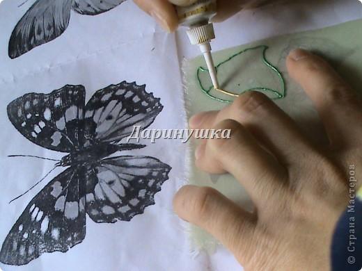 Мастер-класс: Мои бабочки + МК Ткань. Фото 7