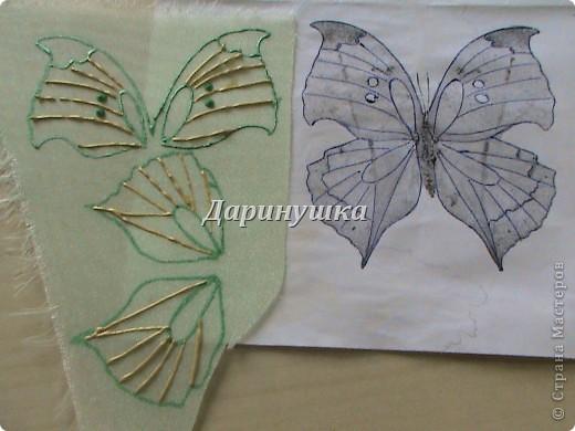Мастер-класс: Мои бабочки + МК Ткань. Фото 8
