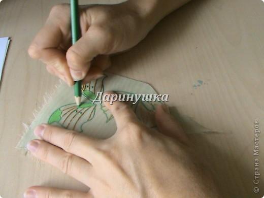 Мастер-класс: Мои бабочки + МК Ткань. Фото 9