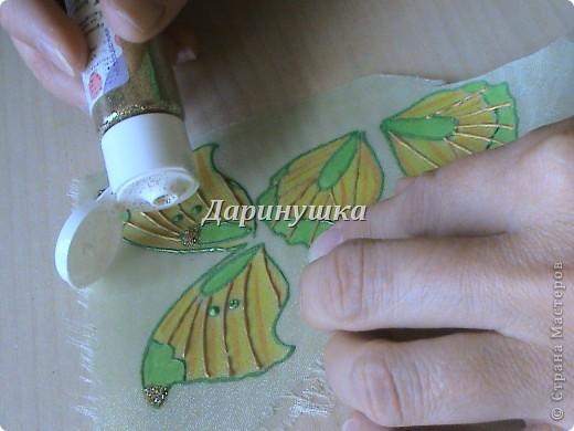 Мастер-класс: Мои бабочки + МК Ткань. Фото 10