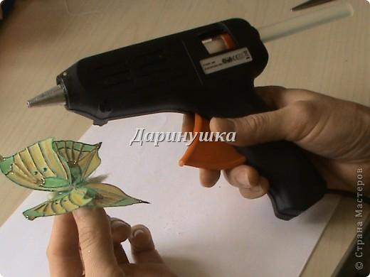Мастер-класс: Мои бабочки + МК Ткань. Фото 14