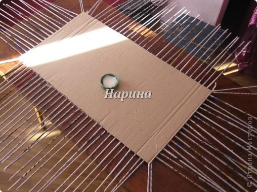 Мастер-класс Плетение: ящики из газет Бумага газетная. Фото 1