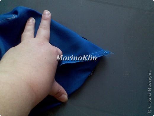 Мастер-класс Вязание, Шитьё: Вязаная сумка. Продолжение МК. Бусинки, Нитки, Пряжа, Ткань. Фото 2