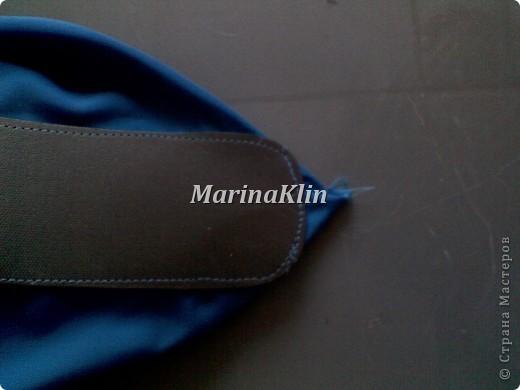 Мастер-класс Вязание, Шитьё: Вязаная сумка. Продолжение МК. Бусинки, Нитки, Пряжа, Ткань. Фото 3