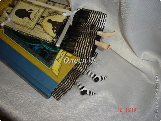 Поделка, изделие Лепка: Пополнила ассортимент....))) Закладки с ножками. Кружево, Листья, Пластика. Фото 4