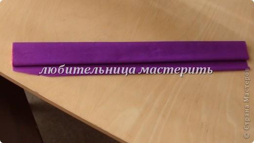 Мастер-класс Торцевание: осветление гофрированной бумаги.МАСТЕР-КЛАСС Бумага гофрированная. Фото 1