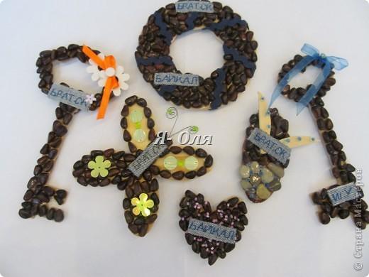 Поделки из кедровых орешков своими руками фото