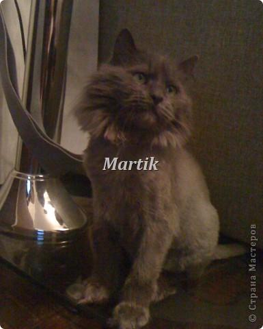 Поделка, изделие Плетение: Домик для кота Бумага. Фото 8