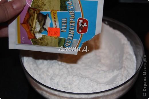 Мастер-класс: Кекс с изюмом. по госту, вкус детства!. Фото 9