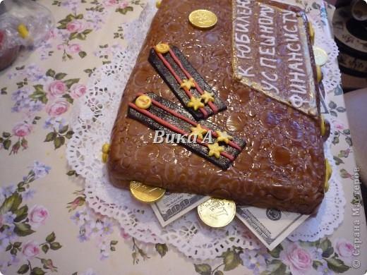 Торт чемодан с деньгами мастер класс