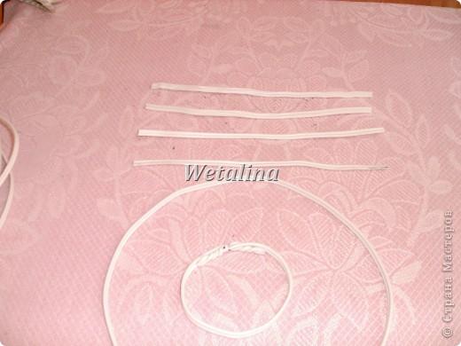 Куклы, Мастер-класс Шитьё: Грелка на чайник и МК каркаса нижней юбки Проволока, Ткань. Фото 3