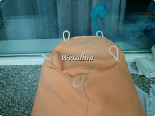 Куклы, Мастер-класс Шитьё: Грелка на чайник и МК каркаса нижней юбки Проволока, Ткань. Фото 23
