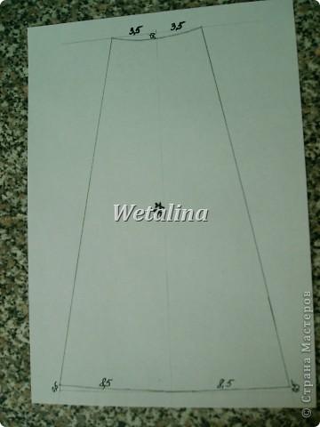 Куклы, Мастер-класс Шитьё: Грелка на чайник и МК каркаса нижней юбки Проволока, Ткань. Фото 15