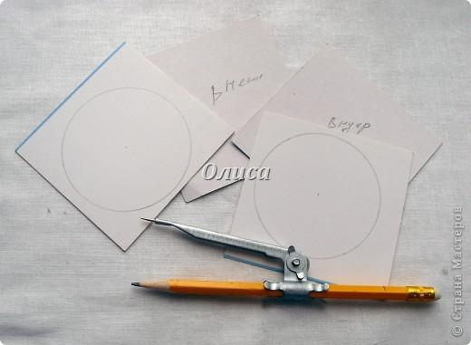 Мастер-класс Моделирование: Картонаж. МК Картон, Ткань. Фото 16
