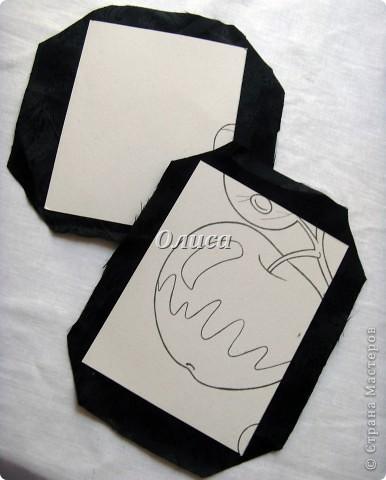 Мастер-класс Моделирование: Картонаж. МК Картон, Ткань. Фото 18