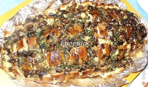 Кулинария Рецепт кулинарный: Грибной ёж Продукты пищевые 23 февраля, 8 марта, День рождения, Новый год. Фото 1