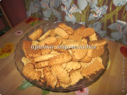 Мастер-класс Рецепт кулинарный: Любимое печенье из детства Продукты пищевые. Фото 1