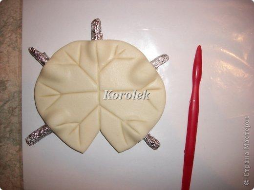 Мастер-класс, Поделка, изделие Вырезание, Лепка: Лягушата из солёного теста. Тесто соленое. Фото 19