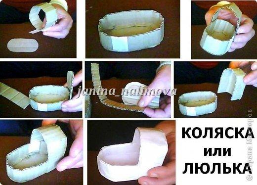 Как делать мебель куклам своими руками