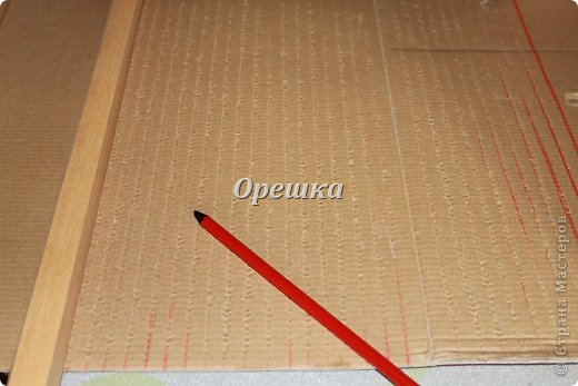 Поделка изделие Бумагопластика Пейп- арт сундук МК   Салфетки фото 4