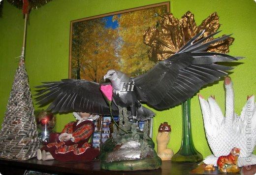 Как сделать орла своими руками 88