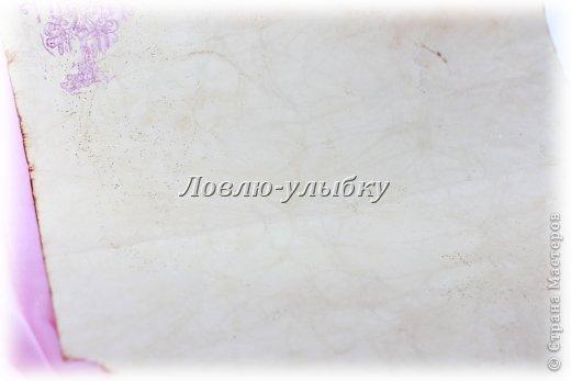 Открытка, Упаковка Аппликация: Свиток - поздравление в тубе Бумага Свадьба. Фото 3