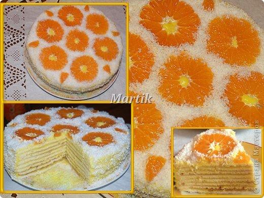 Кулинария Рецепт кулинарный: Торт за час Продукты пищевые. Фото 1
