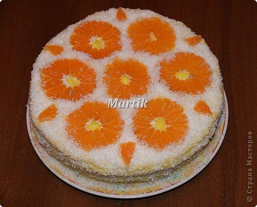 Кулинария Рецепт кулинарный: Торт за час Продукты пищевые. Фото 3