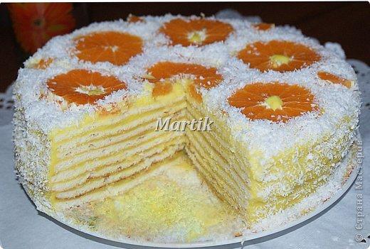 Кулинария Рецепт кулинарный: Торт за час Продукты пищевые. Фото 4