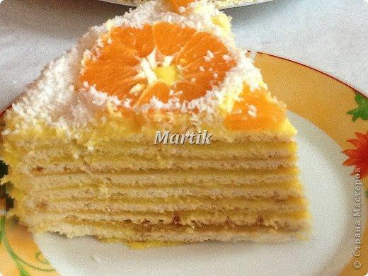 Кулинария Рецепт кулинарный: Торт за час Продукты пищевые. Фото 5
