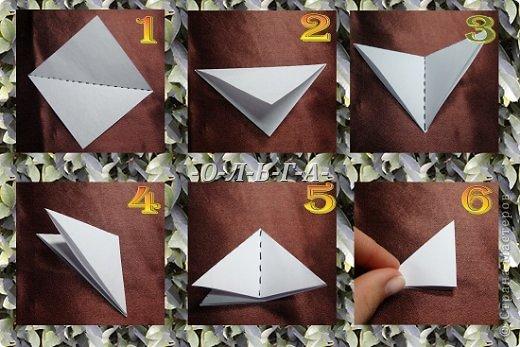 Как сделать канзаши из бумаги своими руками