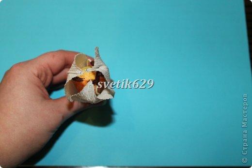 Мастер-класс, Свит-дизайн Бумагопластика: МК ЛИЛИЯ Бумага гофрированная. Фото 9