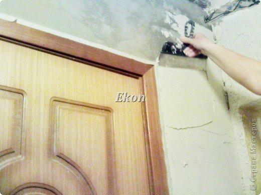 Интерьер, Мастер-класс: декоративное покрытие для стен своими руками Гипс Дебют. Фото 2