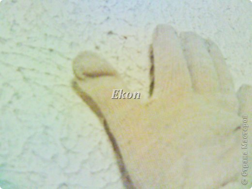 Интерьер, Мастер-класс: декоративное покрытие для стен своими руками Гипс Дебют. Фото 5