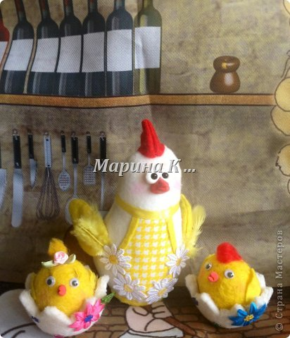 Игрушка, Мастер-класс Шитьё: подготовка к Пасхе Пасха. Фото 18