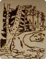 Весений лес