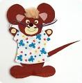 Мышка в платье 2