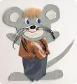 Мышонок в костюме