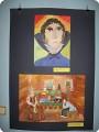 Наша выставка в Пушкинской библиотеке