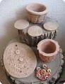 кружок керамики в детскои саду