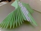 Поделка, изделие Оригами модульное: Птичка...