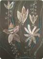 Цветы на черном 2